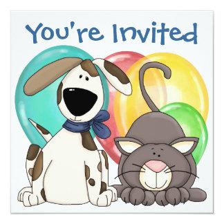 You're Invited ! by SRF 13 Cm X 13 Cm Square Invitation Card
