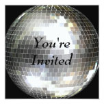 You're Invited - Disco Ball