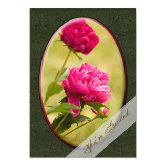 You're invited - Garden Multi Purpose 13 Cm X 18 Cm Invitation Card