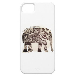 """You're Irrelephant"" iPhone 5 Case"