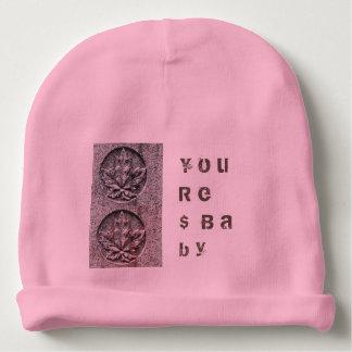 You're money Baby Akimbo motif hat Baby Beanie
