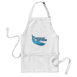 You're My Boy Blue! movie+gifts Standard Apron