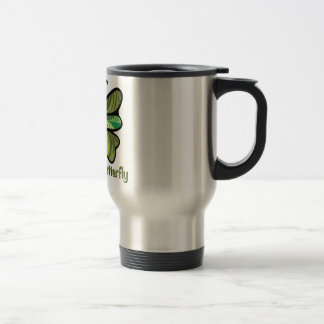You're My Butterfly Stainless Steel Travel Mug