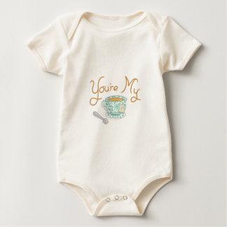 You're My Cup Of Tea Baby Bodysuit