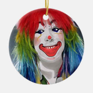 You're My Favorite Clown Christmas Ornament