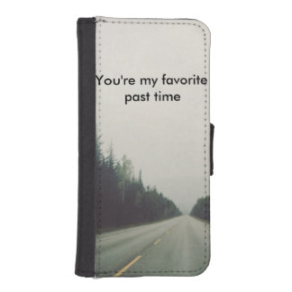 You're my favorite past time phone case
