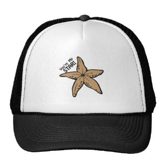 Youre My Star Hats