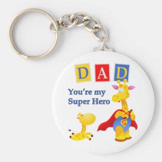 You're my Super Hero Key Ring