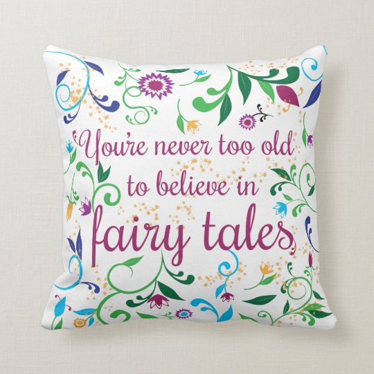 You're Never Too Old to Believe in Fairy