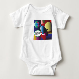 You're Nicked! Baby Bodysuit