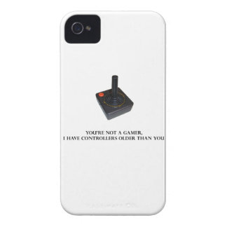 You're not a gamer. iPhone 4 Case-Mate cases