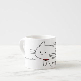 You're One Cool Cat Espresso Mug