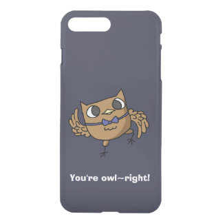 You're Owl~right Owl Puns Phone Case