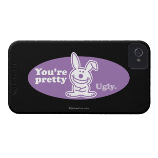 You're Pretty Ugly iPhone 4 Covers