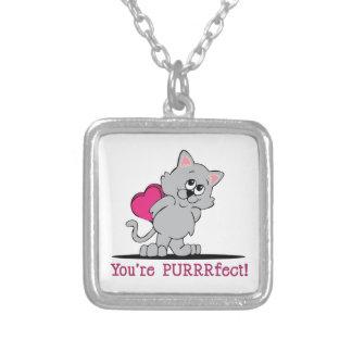 You're Purrrfect! Custom Jewelry