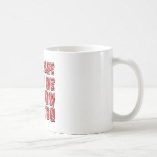 You're safe with me i know AIKIDO. Mugs