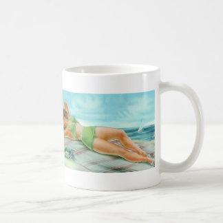 You're still beautiful baby basic white mug