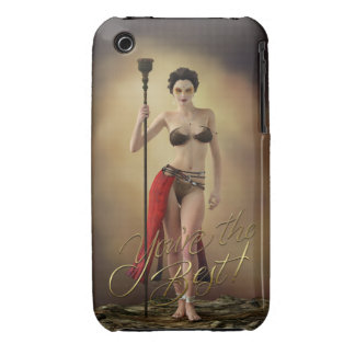 You're the Best Tamesis Case-Mate iPhone 3 Case
