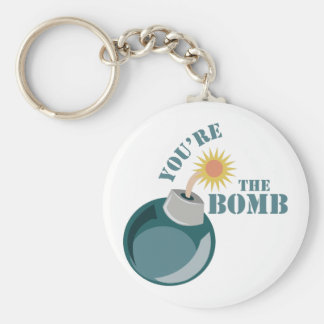 Youre The Bomb Key Ring