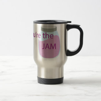 Youre The Jam Stainless Steel Travel Mug