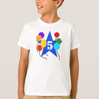 You're the Star 5th Birthday T-Shirt