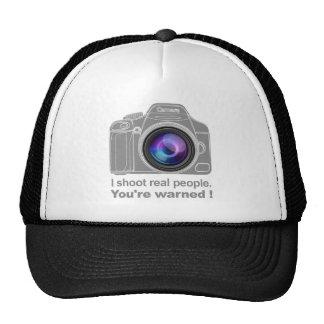 You're Warned! Trucker Hats