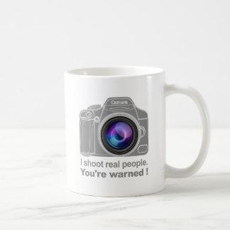 You're Warned! Coffee Mugs