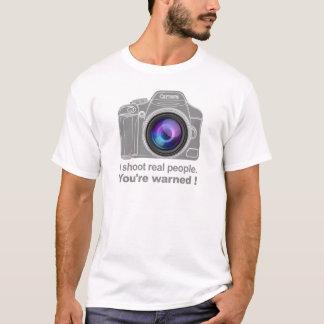 You're Warned! T-Shirt