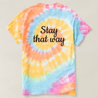 You're Weird/Stay that way T-Shirt