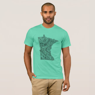You're Welcome, Love Minnesota T-Shirt