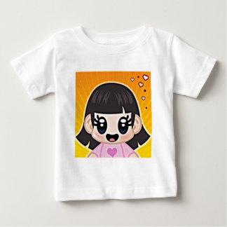 yourri girl pink baby T-Shirt