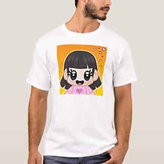 yourri girl pink T-Shirt