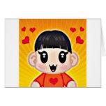 yourri hearts card