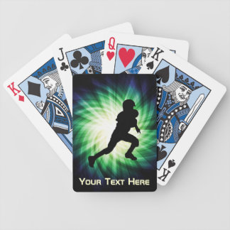 Youth Football Poker Cards