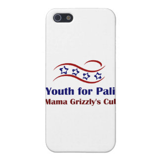 Youth for Palin Products iPhone 5 Cases