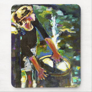 Youth Fountain Mousepads