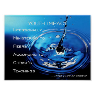 Youth Impact Poster
