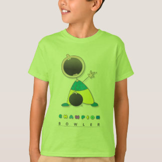 Youth Kids Bowling T-Shirt