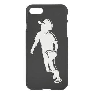 Youth League Baseball Fielder iPhone 8/7 Case