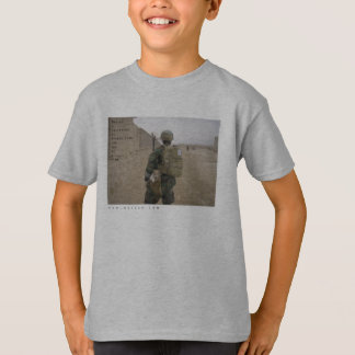 Youth Nowzad Soldier and Puppy T Shirt