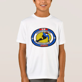 Youth Performance Tee / Oakville Speed Skating