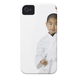 youth practicing martial arts 3 Case-Mate iPhone 4 case