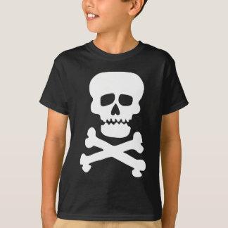 Youth Rock Skull T-Shirt