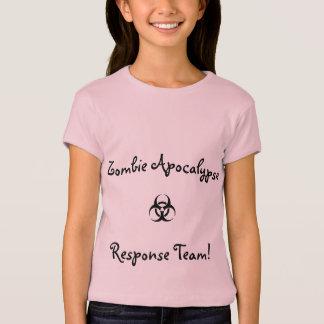 Youth shirt- zombie apocalypse response team T-Shirt