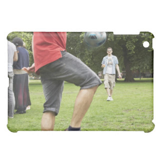 youth, young, friends, park, bbq, grass, trees, cover for the iPad mini