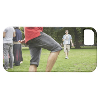 youth, young, friends, park, bbq, grass, trees, iPhone 5 case