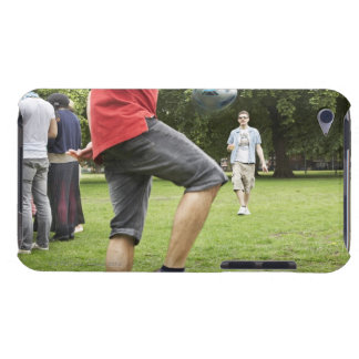 youth, young, friends, park, bbq, grass, trees, iPod touch cases