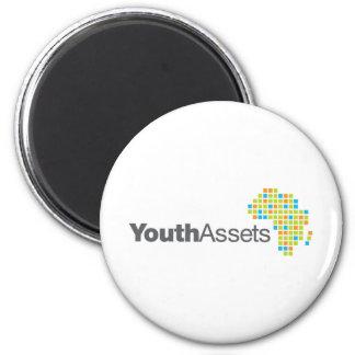 YouthAssets Refrigerator Magnet