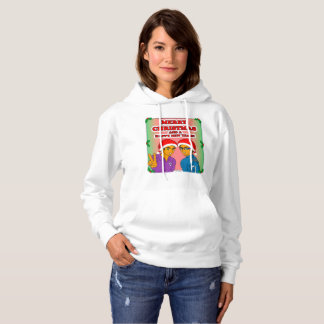 Youthful Conquerors Christmas Hooded Sweatshirt