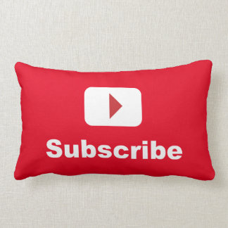 youtube channel subscribe lumbar cushion